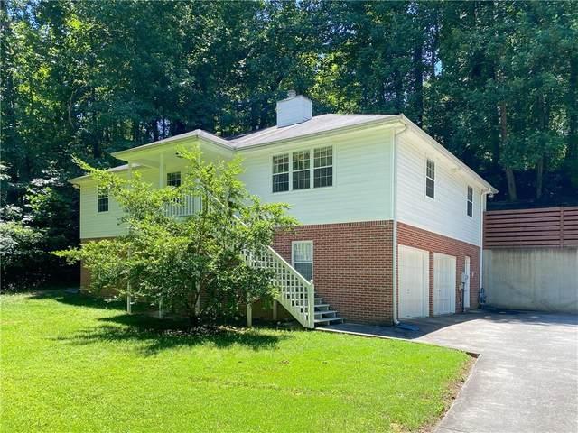 5163 Lakeside Drive, Dunwoody, GA 30360 (MLS #6736237) :: North Atlanta Home Team
