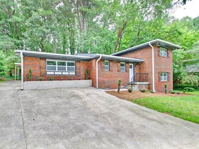 651 Skipper Drive NW, Atlanta, GA 30318 (MLS #6736254) :: North Atlanta Home Team