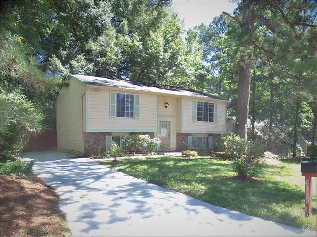 4756 White Oak Trail, Stone Mountain, GA 30088 (MLS #6736290) :: North Atlanta Home Team