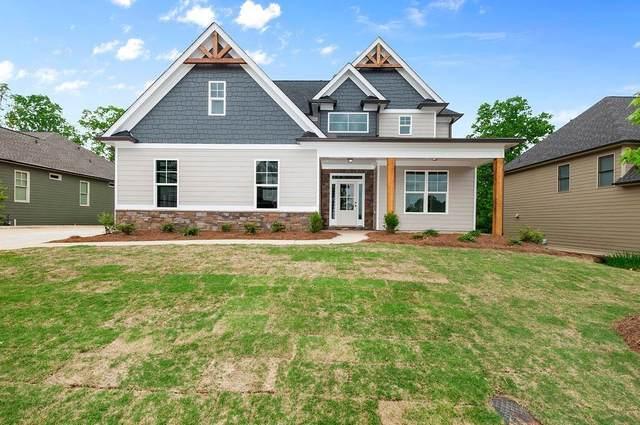 60 Roberson Drive, Cartersville, GA 30121 (MLS #6736371) :: North Atlanta Home Team