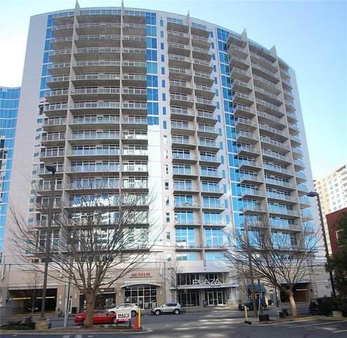 44 Peachtree Place NW #625, Atlanta, GA 30309 (MLS #6736485) :: Tonda Booker Real Estate Sales