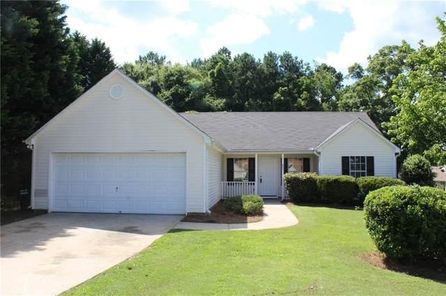 805 Heritage Trace, Monroe, GA 30655 (MLS #6736550) :: North Atlanta Home Team