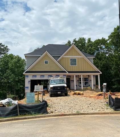 3396 Kenyon Creek Drive NW, Kennesaw, GA 30152 (MLS #6736566) :: Kennesaw Life Real Estate