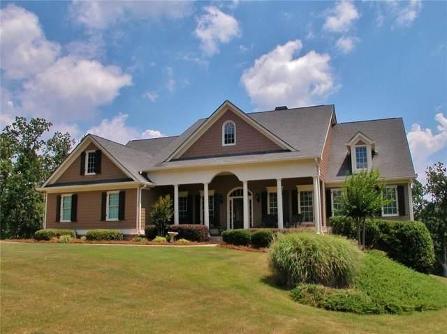 4322 Laurel Oaks Drive, Flowery Branch, GA 30542 (MLS #6736581) :: Good Living Real Estate