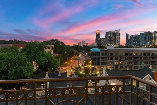 1058 Piedmont Avenue #501, Atlanta, GA 30309 (MLS #6736668) :: The Zac Team @ RE/MAX Metro Atlanta