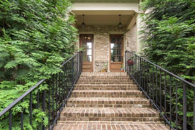 594 Ansley Circle NE, Atlanta, GA 30324 (MLS #6736715) :: Dillard and Company Realty Group