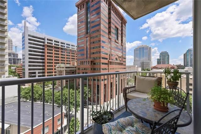 44 Peachtree Place NW #1031, Atlanta, GA 30309 (MLS #6736721) :: The Zac Team @ RE/MAX Metro Atlanta