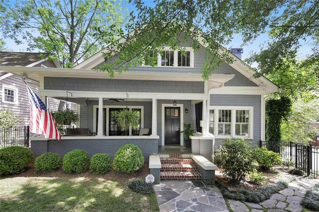 1669 Mclendon Avenue NE, Atlanta, GA 30307 (MLS #6736772) :: The Heyl Group at Keller Williams