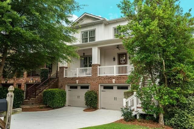 1106 Francis Street NE, Atlanta, GA 30319 (MLS #6736792) :: North Atlanta Home Team