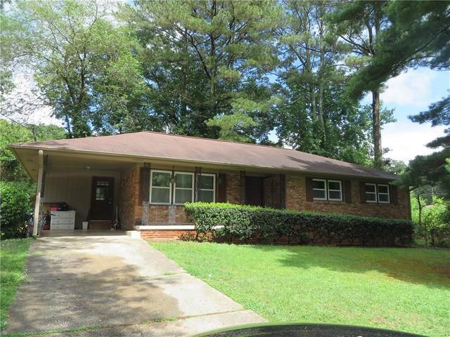 3797 Carole Drive, Atlanta, GA 30340 (MLS #6736811) :: North Atlanta Home Team