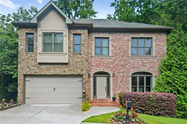 1250 Brookhaven Hideaway Court NE, Brookhaven, GA 30319 (MLS #6736828) :: North Atlanta Home Team