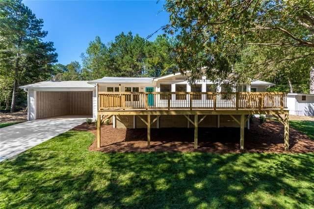 935 Pine Circle, Woodstock, GA 30189 (MLS #6736848) :: The Heyl Group at Keller Williams