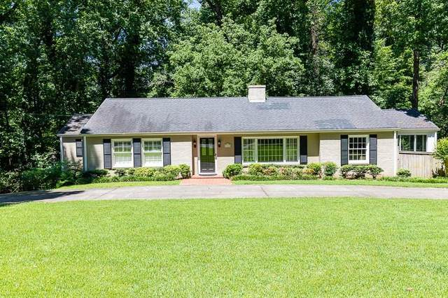 3940 Ivy Road NE, Atlanta, GA 30342 (MLS #6736851) :: RE/MAX Prestige