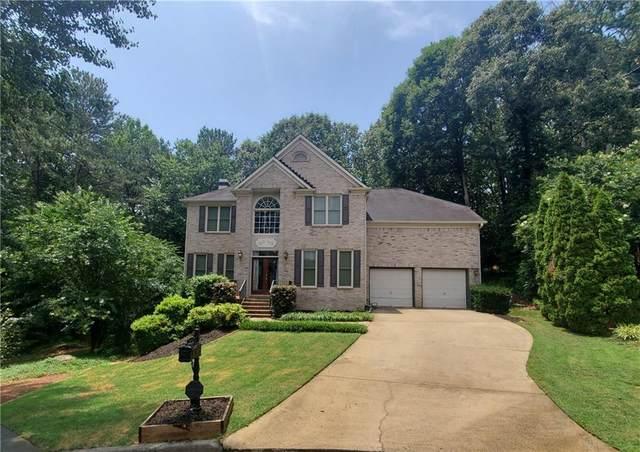 313 Hillpine Drive, Woodstock, GA 30189 (MLS #6736855) :: North Atlanta Home Team