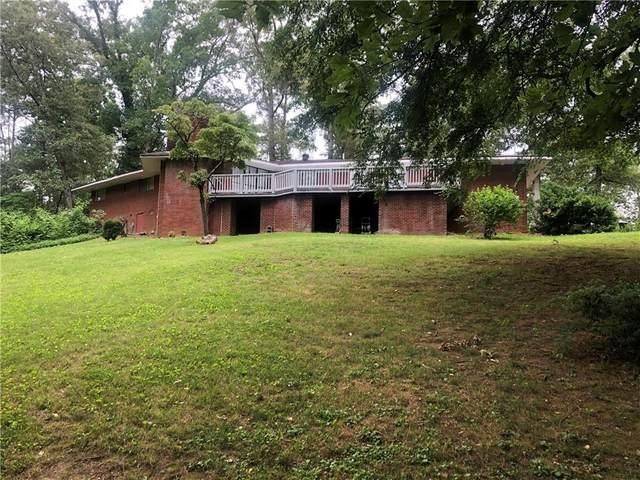 101 Huntington Lane, Calhoun, GA 30701 (MLS #6736938) :: The Heyl Group at Keller Williams