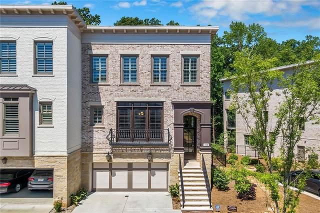 245 Marjean Way, Alpharetta, GA 30009 (MLS #6736980) :: RE/MAX Paramount Properties