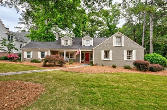 17 Atkinson Street, Newnan, GA 30263 (MLS #6737042) :: North Atlanta Home Team