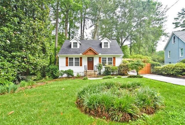 1879 Dyer Circle, Atlanta, GA 30341 (MLS #6737078) :: North Atlanta Home Team