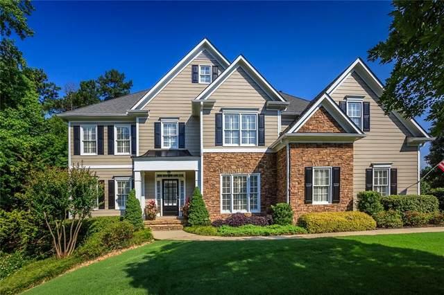 501 Manderstone, Peachtree City, GA 30269 (MLS #6737080) :: North Atlanta Home Team