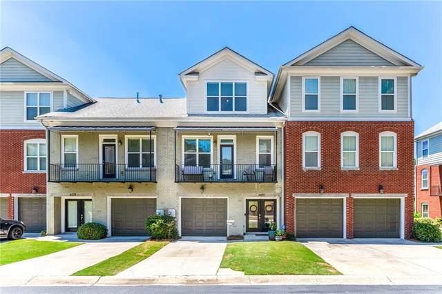 6031 Brookside Oak Circle, Norcross, GA 30093 (MLS #6737100) :: North Atlanta Home Team