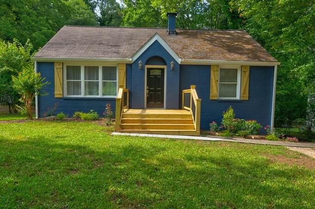 2459 Mellville Avenue, Decatur, GA 30032 (MLS #6737147) :: Rich Spaulding