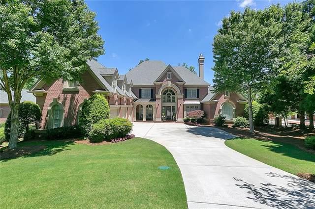 2701 Lovejoy Circle, Duluth, GA 30097 (MLS #6737153) :: North Atlanta Home Team