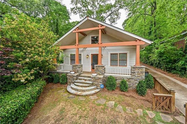 214 E Davis Street, Decatur, GA 30030 (MLS #6737202) :: AlpharettaZen Expert Home Advisors