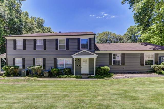 1348 Surrey Lane SW, Marietta, GA 30008 (MLS #6737339) :: Tonda Booker Real Estate Sales