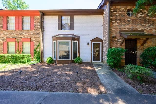 662 Garden Walk Drive, Stone Mountain, GA 30083 (MLS #6737358) :: North Atlanta Home Team