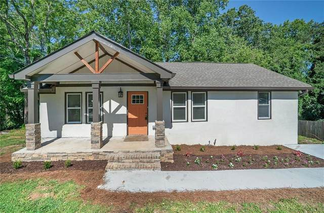295 Wynnwood Drive SW, Atlanta, GA 30310 (MLS #6737366) :: The North Georgia Group