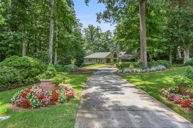 3528 Stratfield Drive NE, Brookhaven, GA 30319 (MLS #6737414) :: The Cowan Connection Team