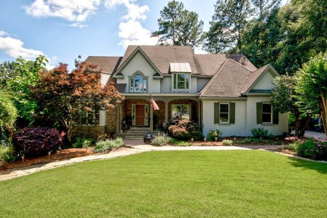215 Bray Road Court, Milton, GA 30004 (MLS #6737427) :: North Atlanta Home Team