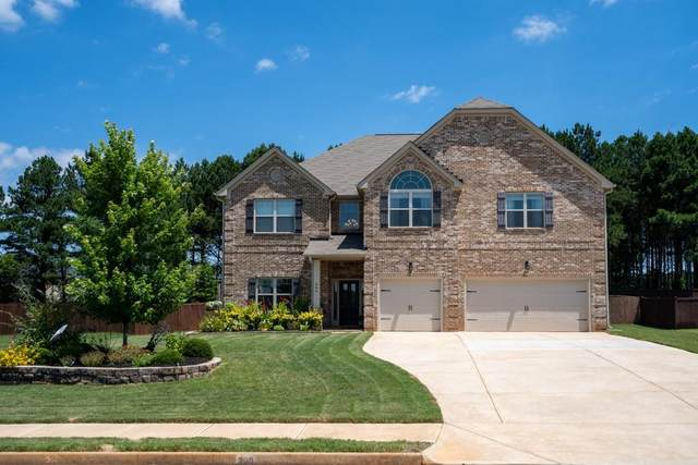 309 Shannon Court, Mcdonough, GA 30252 (MLS #6737475) :: North Atlanta Home Team
