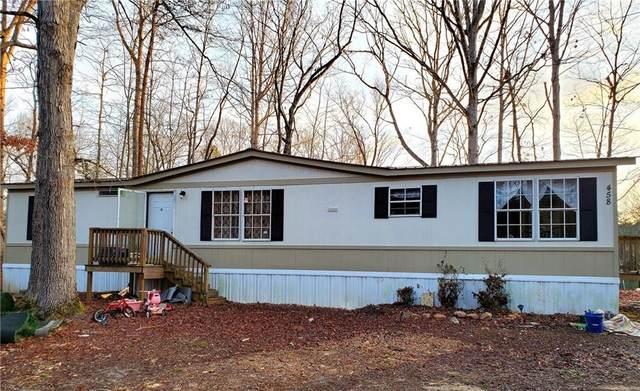 458 Kings Bridge Way Road, Clarkesville, GA 30523 (MLS #6737529) :: North Atlanta Home Team