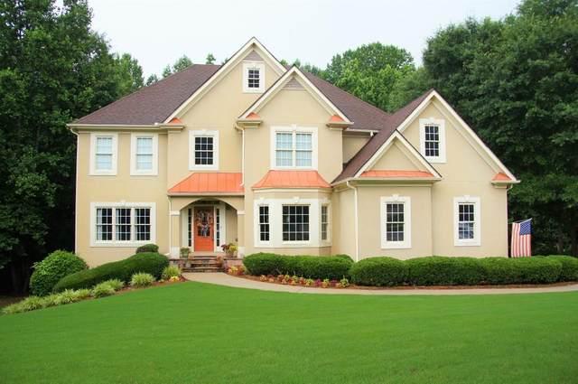 1060 Overlook Lane, Monroe, GA 30656 (MLS #6737540) :: North Atlanta Home Team