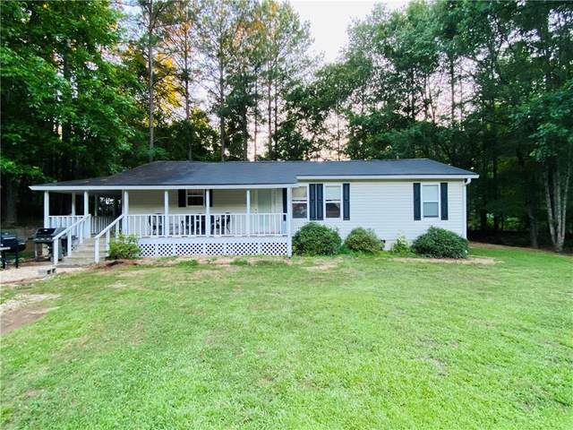 400 Bohannon Road, Grantville, GA 30220 (MLS #6737564) :: North Atlanta Home Team