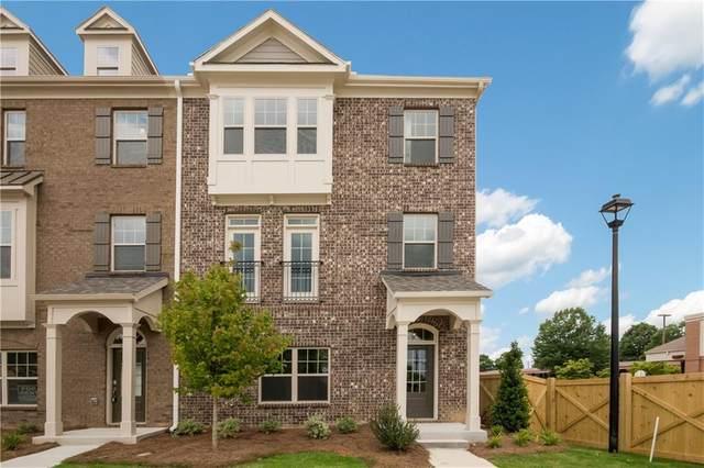 3475 Koyla Landing #14, Chamblee, GA 30341 (MLS #6737573) :: North Atlanta Home Team