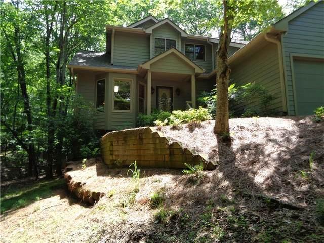 2317 Quail Cove Drive, Big Canoe, GA 30143 (MLS #6737618) :: North Atlanta Home Team