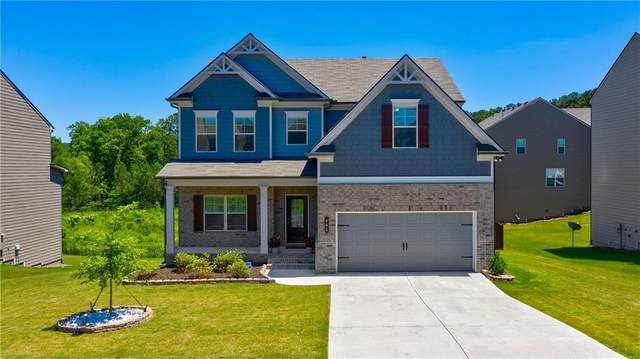 902 Blackberry Trail, Loganville, GA 30052 (MLS #6737634) :: North Atlanta Home Team