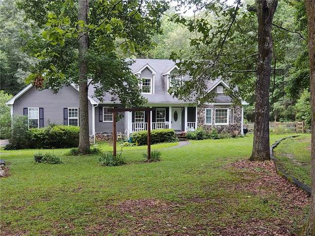 3025 Jennifer Court, Conyers, GA 30019 (MLS #6737689) :: RE/MAX Paramount Properties