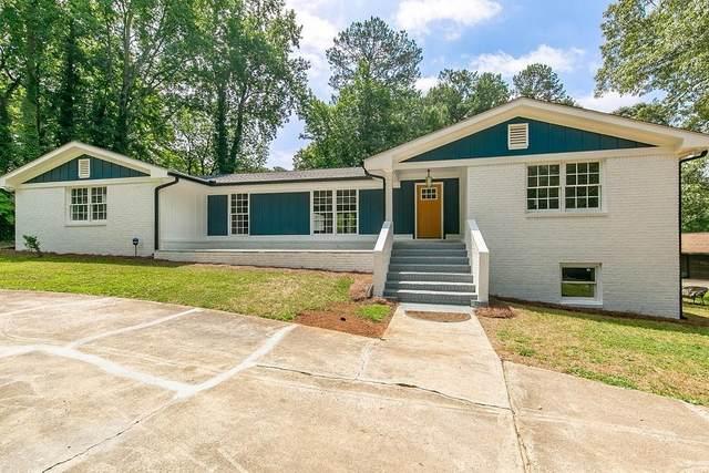 682 Sherwood Drive, Lawrenceville, GA 30046 (MLS #6737692) :: RE/MAX Prestige
