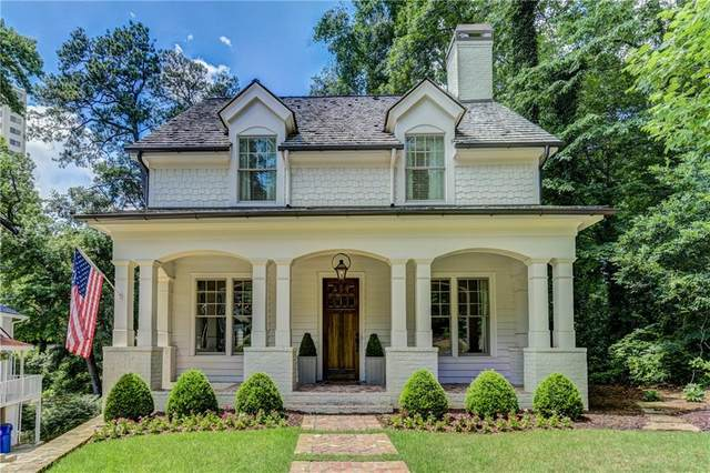 112 Terrace Drive NE, Atlanta, GA 30305 (MLS #6737763) :: The Zac Team @ RE/MAX Metro Atlanta