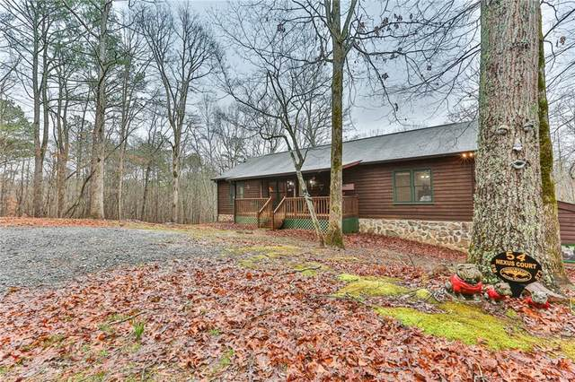 54 Nexus, Ellijay, GA 30540 (MLS #6737825) :: The Cowan Connection Team