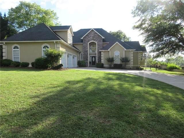 170 Meadow Lakes Boulevard, Cedartown, GA 30125 (MLS #6737926) :: The Heyl Group at Keller Williams