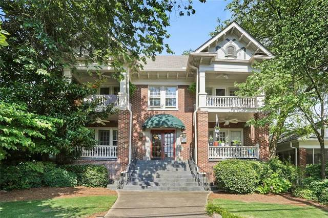 1071 N Highland Avenue NE #2, Atlanta, GA 30306 (MLS #6737972) :: North Atlanta Home Team