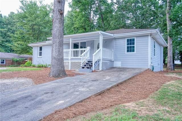 853 E Morningside Drive, Lawrenceville, GA 30043 (MLS #6738068) :: North Atlanta Home Team