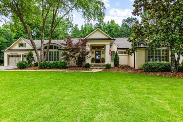 3171 Farmington Drive SE, Atlanta, GA 30339 (MLS #6738083) :: The Heyl Group at Keller Williams