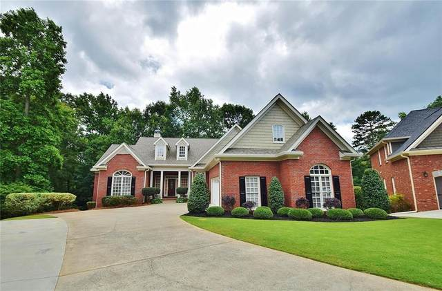 1797 Bonnett Point Lane, Hoschton, GA 30548 (MLS #6738126) :: Vicki Dyer Real Estate
