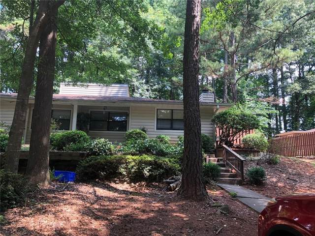 5345 Lambert Drive A-4, Norcross, GA 30093 (MLS #6738143) :: North Atlanta Home Team