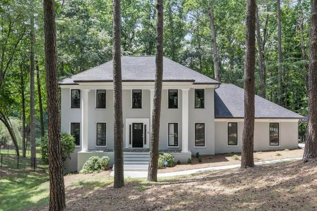8070 Jett Ferry Road, Sandy Springs, GA 30350 (MLS #6738194) :: The Cowan Connection Team
